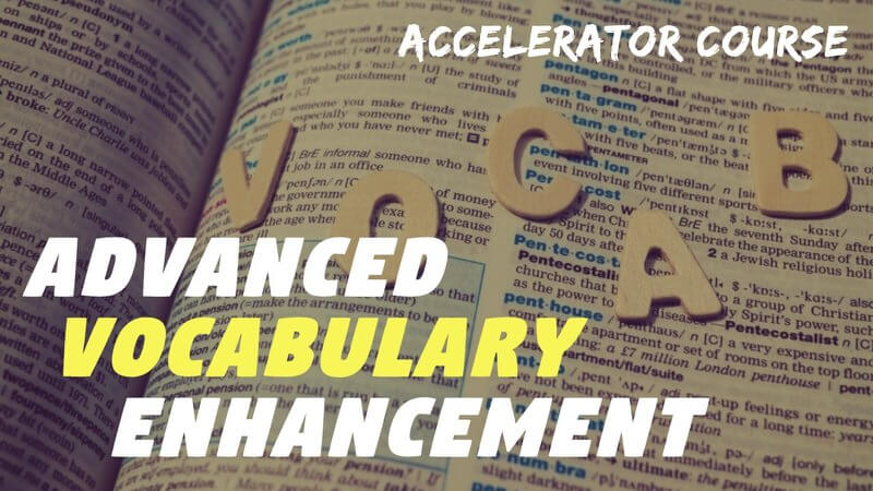 AC Advanced Vocabulary Enhancement