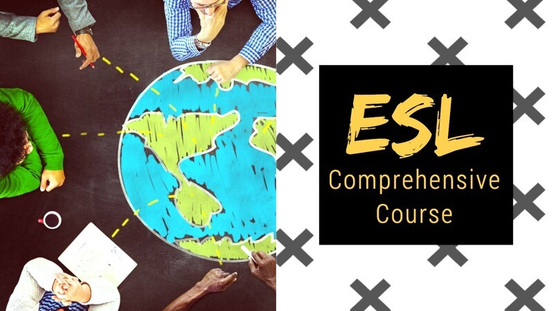 CL-ESL Comprehensive Course