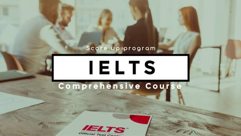 CL-IELTS Comprehensive Course