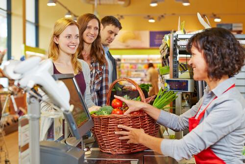 買い物の会計時に使える英語フレーズ
